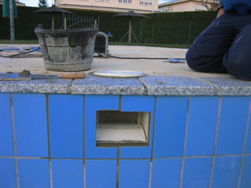 Reparaci n piscina atik techisal s l techisal s l for Reparacion piscinas