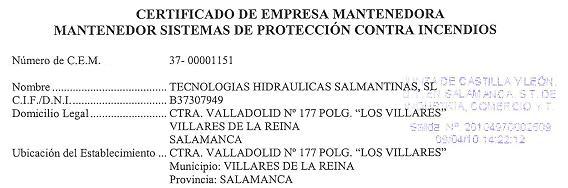 CERTIFICADO MANTENIMIENTO INCENDIOS-1